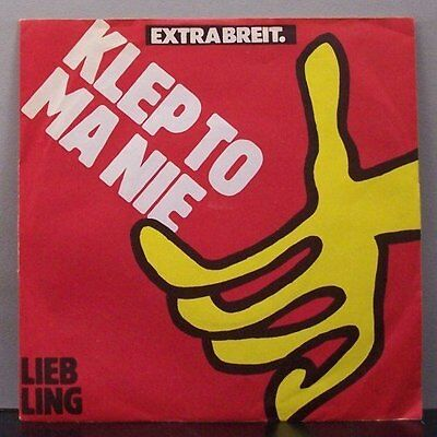 "(o) Extrabreit - Kleptomanie (7"" Single)"