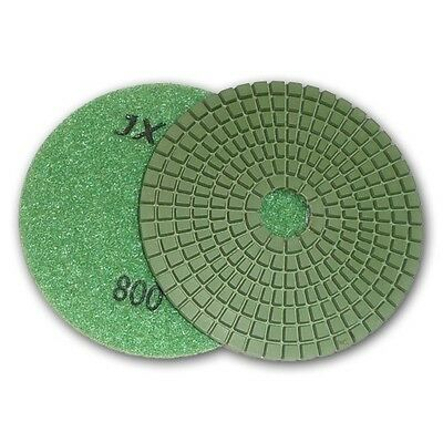 "3"" JX Shine Diamond Polishing Pad - 800 Grit"