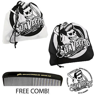 Suavecito Beard Cape