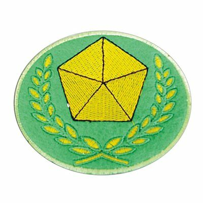 Legend of the Galactic Heroes Cosplay Accessory Alliance Army Iron Badge