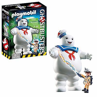 Playmobil Ghostbusters Stay Puft Marshmallow Man Set #9221 (New Release)
