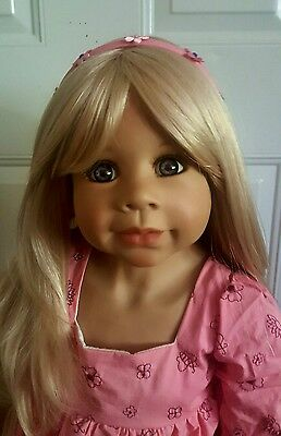 { Masterpiece Doll ~ Melody with Alice Wig ~  by Monika Levenig  ~ 72/350 ~ OOK}