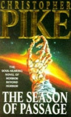 Season of Passage, Pike, Christopher Paperback Book The Cheap Fast Free Post