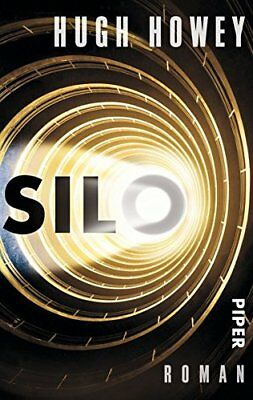 Silo by Howey, Hugh Book The Cheap Fast Free Post