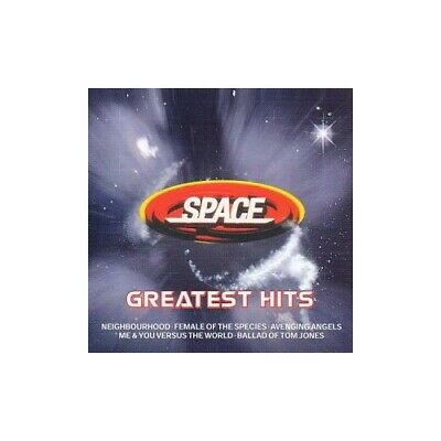 Space - Greatest Hits - Space CD QFVG The Cheap Fast Free Post The Cheap Fast