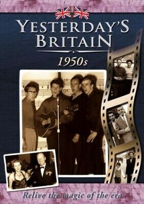 Yesterday's Britain - Yesterday's Britain: The 50s [DVD] - DVD  VMVG The Cheap