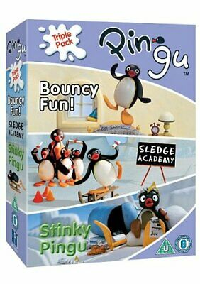 Pingu Box Set [DVD] - DVD  PKVG The Cheap Fast Free Post