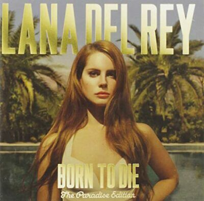 Lana Del Rey - Born To Die - The Paradise Edition - Lana Del Rey CD A6VG The The