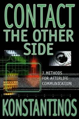 Contact the Other Side: Speak with the Dead, Konstantinos Paperback Book The