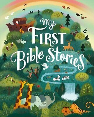 My First Bible Stories (Treasury) by Parragon Books Ltd Book The Cheap Fast Free