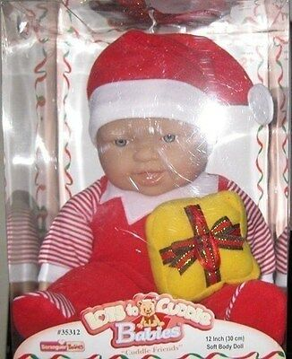 Berenguer - Love To Cuddle Babies 30Cm Scented Christmas Doll * New *