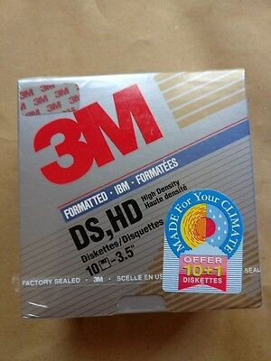 3M Formatted 3.5inch