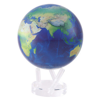 MOVA Globe - Earth - Satellite image natural, large globe 22cm 8.5""