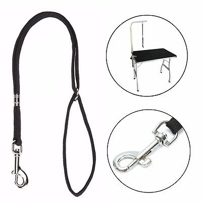 Dog Pet Cat Animal Noose Loop Clip For Grooming Table Arm Bath 52cm