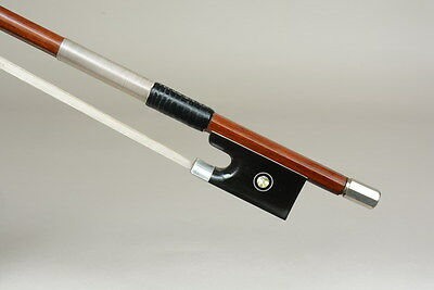 Special offe!A Genuine Dark Pernambuco wood violin bow, 60G,Master performance