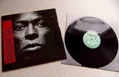 Miles Davis - TUTU /  Warner 925 490-1, OIS, Germany 1986)