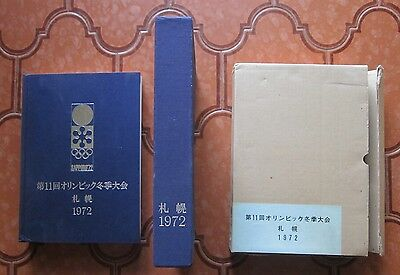 1972 SAPP0RO WINTER Olympics OFFICIAL REPORT IN JAPANESE 491 Pages