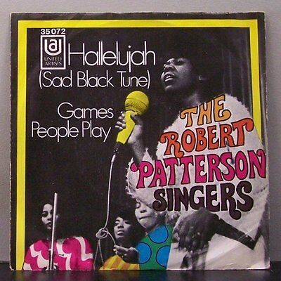 "(o) The Robert Patterson Singers - Hallelujah (7"" Single)"