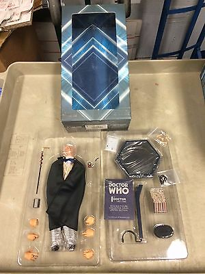 """First Doctor Who 1/6 Scale 12"""" Figure Big Chief Studios BCDW0049"""