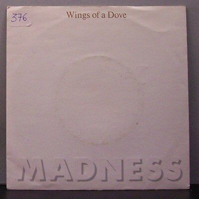 "(o) Madness - Wings Of A Dove (7"" Single)"