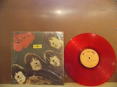 "The Beatles,Rubber Soul,First Record FL 1255,Made in Taiwan,colored, 12"" Vinyl"
