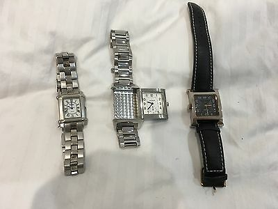 Pile of Silver Jewellery and broken watches