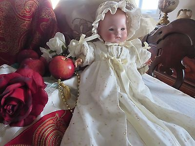 Antique Armand Marseille Bisque Head - Porcelain Doll