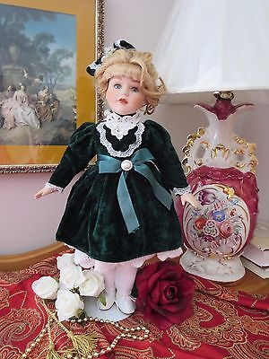 The Collectors Choice Series by DanDee Porcelain Doll