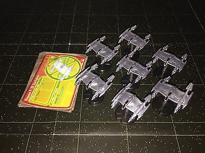 Star Wars Micro Starship Battles Lot X7 Utapaun P-38 Starfighter 25/60 Machines