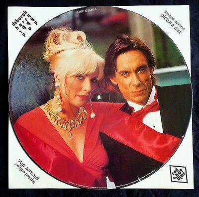 Deborah Harry & Iggy Pop - Well Did You Ever - 12 INCH PICTURE DISC - MINT