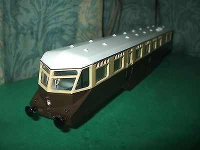 LIMA GWR CHOCOLATE AND CREAM RAILCAR BODY ONLY - No.29
