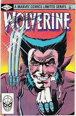 Wolverine #1 signed by CHRIS CLAREMONT FREE SHIPPING