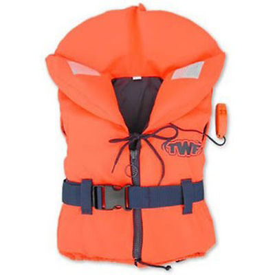 The Wetsuit Factory (TWF) Toddler child kids Freedom 100N Life Jacket - 10-20KG