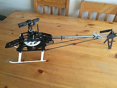 Align t-rex 450 plus DFC FBL Carbon Air Frame Only without electronics