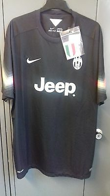 Juventus Goalkeeper Short Sleeve Shirt 14/15 BNWT XXL 2XL Italy Scuddeto patch