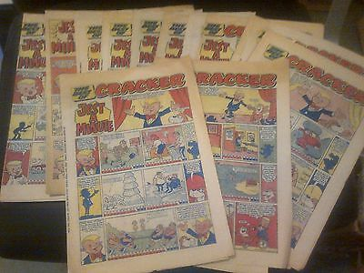 14 Jest A Minute Pull Out Cracker Comics