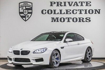 2014 BMW M6  2014 BMW M6 1 Owner Highly Optioned Clean Carfax Immaculate