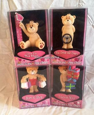 Bad Taste Bears Figurines Secret World Of Petes Bears : Choose from a selection