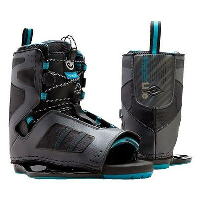 New 2016 Hyperlite Team Open Toe Wakeboard Boots- Mens 4 to 8