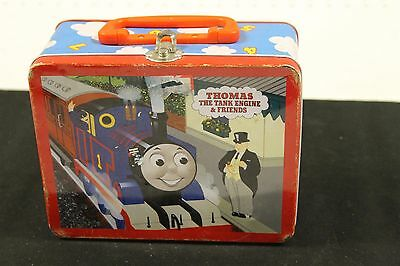 1997 Vintage Thomas The Tank Engine & Friends Collector's Tin Lunch Box