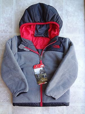 The North Face Todd Reversible Jacket (4T) NEW - Free Shipping