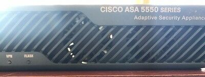 Cisco Asa 5550 V08 Series Adaptive Security Appliance