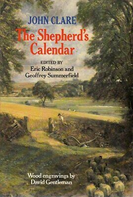 The Shepherd's Calendar (Oxford Paperbacks) by Clare, John Paperback Book The