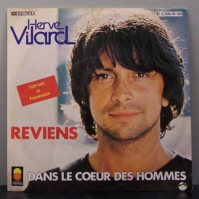 "(o) Herve Vilard - Reviens (7"" Single)"