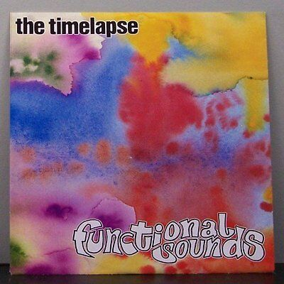 "(o) The Timelapse - Functional Sounds (7"" Single)"