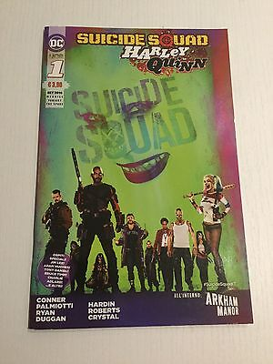 SUICIDE SQUAD & HARLEY QUINN n. 1 variant The Space (RW Lion)