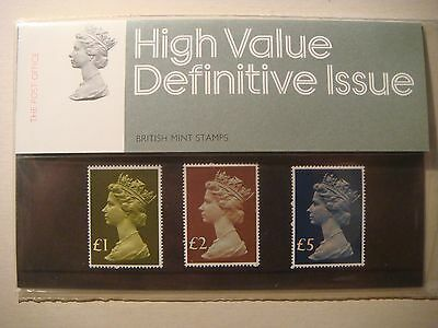 GB.High value definitive issue 1977.