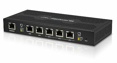 *AS NEW* UBIQUITI EdgeRouter PoE ERPoe-5 5-port Router with Power over Ethernet