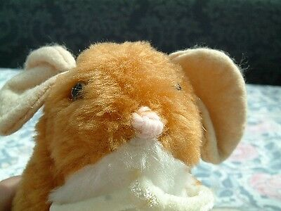 Cute Brown Mouse - Soft Toy