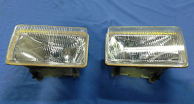 Cortina Te Pair Of Lh & Rh Headlights